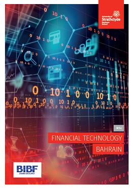 Strathclyde MSc in FinTech Brochure