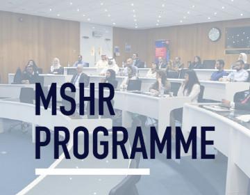 DePaul MSHR Banner