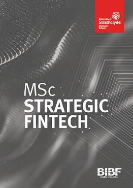 MSc in Fintech Brochure