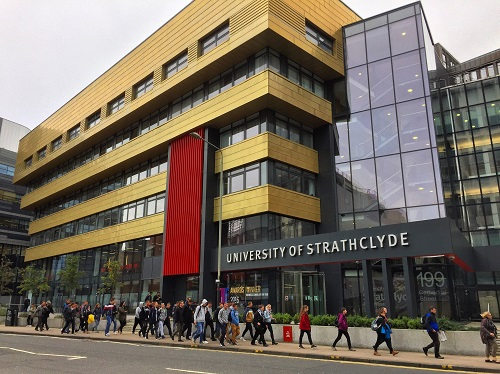 Strathclyde Building